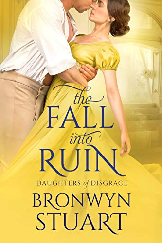 The Fall into Ruin (Daughters of Disgrace Book 3) (English Edition)