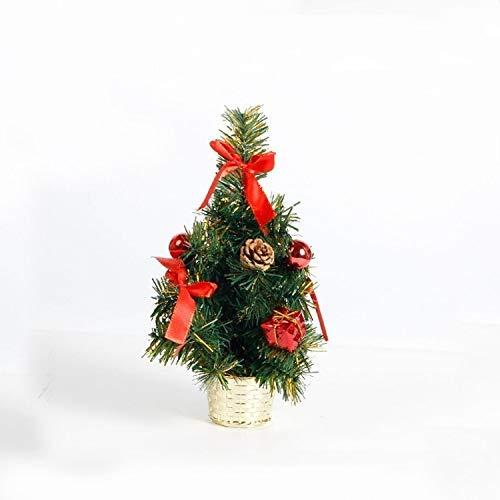 NLRHH 2 stücke Weihnachten Kiefernkegel Ball Geschenktüte auf (Gold) DIY (Farbe: rot) Peng (Color : Red)
