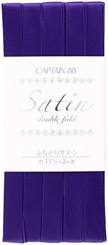キャプテン CAPTAIN88 Satin ふちどりサテン 巾11mm×2mm巻 CP160-632