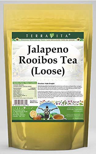 Jalapeno Rooibos Tea Loose 8 Max Ranking TOP3 74% OFF oz 545363 ZIN: - Pack 2
