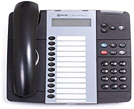 Mitel Networks 5212 IP Phone VoIP Phone - SIP, MiNet (53678C) Category: IP Phones (Renewed)