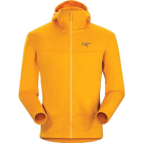 arcâ € ™ teryx – Arenite Hoody, Couleur Jaune, Taille l