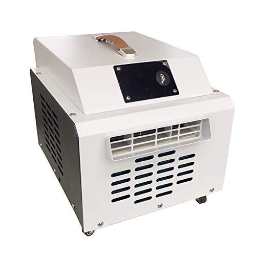 12 / 24v Klimaanlage FüR Auto, Silent Fast Cooling und Heizen 2 in 1 tragbare Mobile Klimaanlage für Wohnung Camping Zimmer Wohnzimmer - mit Wärmerohr