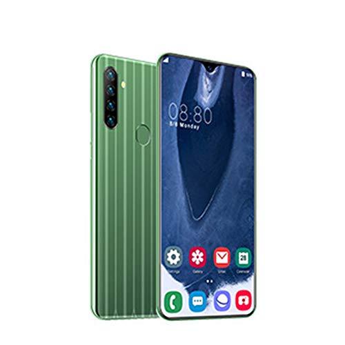 LQIQI Raeime6i Smartphones Android 6,7 Pulgadas Cámara Dual de 13MP + 32MP Water-Drop Screen Dual SIM 6G+128G WiFi