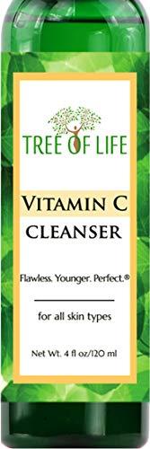 Vitamin C Rejuvenating Face Wash Scrub (4 Ounce)
