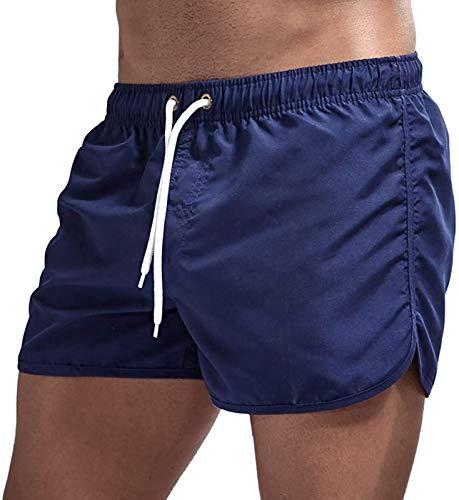 Shorts da uomo di alta qualità Cintura fornita Semplice ed elegante
