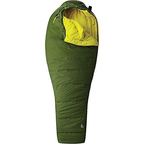 Mountain Hardwear Lamina Z Flame Regular Sleeping Bag, Woodland, LH