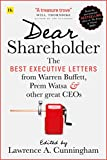 Dear Shareholder: The best executive letters...