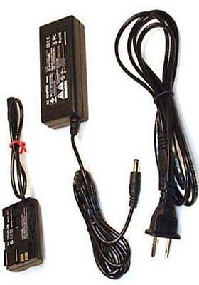 AC Adapter 8364A002AA for Canon EOS 20D ac, Canon EOS 40D ac, Canon EOS 50D ac, Canon EOS D30 ac, Canon EOS D60 ac, Canon EOS 300D ac