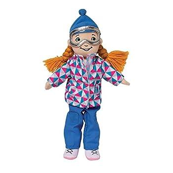 Manhattan Toy Groovy Girls Special Edition Jessica Snow Sports Fashion Doll