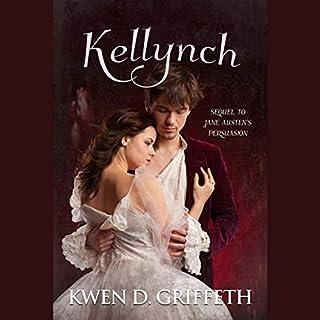 Kellynch audiobook cover art