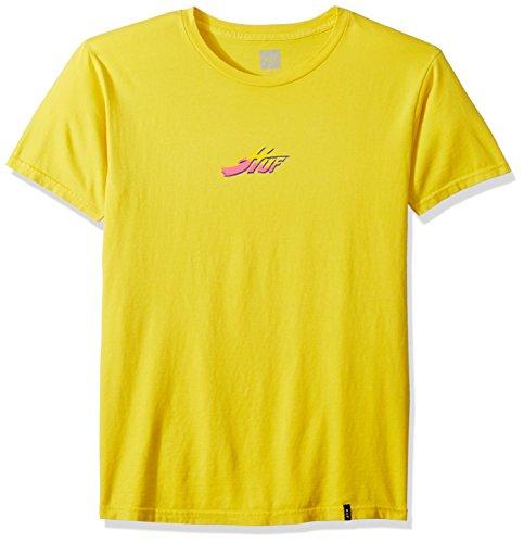 HUF Heren Hoge Score S/S Tee T-Shirt