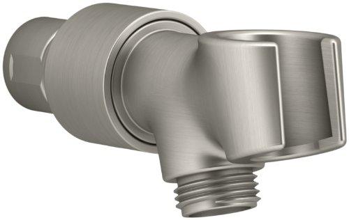 KOHLER K-98771-BN Awaken Hand Shower Cradle, Vibrant Brushed Nickel