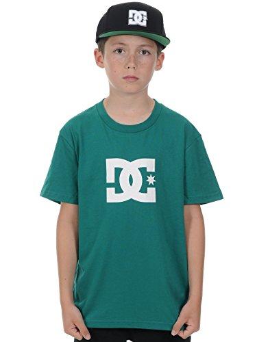 DC Shoes Star garçon Manches Courtes pour Homme by T-Shirt, Garçon, T-Shirt Star Short Sleeve by, Cadmium Green