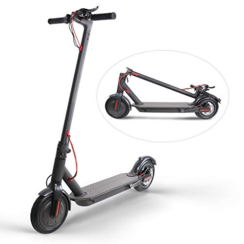 Electric Scooter, Urban Commuter Folding E-scooter, Max Speed 25km/h, 20km...