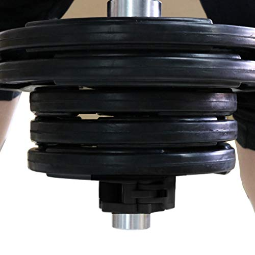 Barbell Clamps Olympic 2