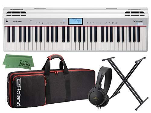 Roland ローランド - アレクサ内蔵 デジタルピアノ GO:PIANO with Alexa Built-in GO-61P-A エントリーパック