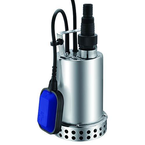 Hyundai dompelpomp 550W INOX RVS/waterpomp/vijverpomp/zwembadpomp / 8500 liter per uur