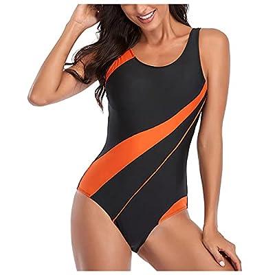 BFSAUHA One Piece Swimsuits for Women Sexybikini for Womenwomens High Waisted Swimsuitsplus Size Bathing Suits for Womenwomen Bandeau Bandage Bikini Set Push-Up Brazilian Swimwear Beachwear Swimsuit