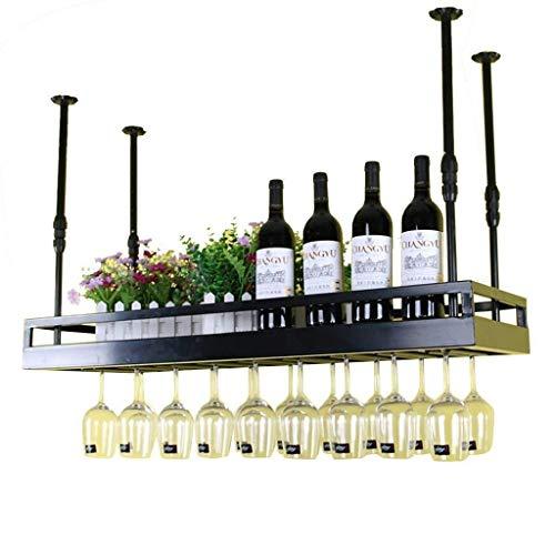 Estantería de vino Soporte de botella Soporte de hierro retro Soporte de pared de hierro forjado Soporte de vaso Soporte de vaso Soporte de vidrio Soporte de botella Soporte en vino Soporte reverso es