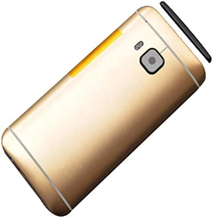 VEKIR Battery Back Door with Camera Glass Lens for HTC One M9 Golden product image