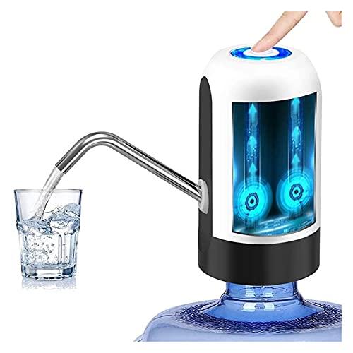 LANLANLife Inicio Gadgets Bomba de Agua Bomba de Agua Mini Barra de Agua Bomba eléctrica Carga USB Carga AUTOMÁTICO Dispensador de Agua portátil automático Dispensador de Bebidas