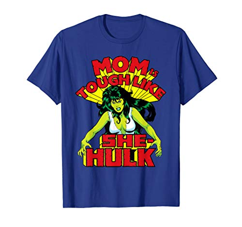 Marvel Mother's Day Tough Like She-Hulk T-Shirt