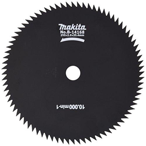 Makita b-14168-für alle Motorsensen 255x 25.4mm 80Zähne