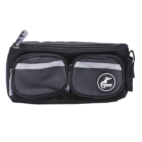 Cramer Fanny Pack for Athletic Trainers, Complete Athletic Training Kit Waist Bag for Quick Use on the Field, Lightweight Option Carries AT Essential Supplies, Including Tape and Scissors, Empty