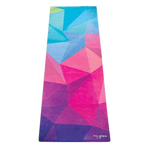 Yoga Design Lab Tapis de Yoga Commuter Mat 1.5mm (Geo)