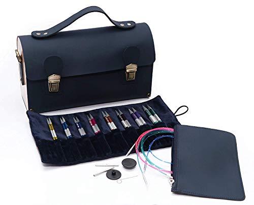 Knit Pro SmartStix Limited Edition - Juego de Accesorios para Ejercicio (3,5 mm, 4,0 mm, 4,5 mm, 5,0 mm, 5,5 mm, 6,0 mm, 7,0 mm y 8,0 mm)