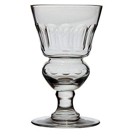 ALANDIA Original Absinth Glas Pontarlier mit Reservoir | Klassisches 19. Jh. Design