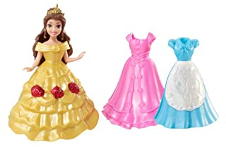 Disney Princess Little Kingdom MagiClip Belle Fashion Bag (B009ZKQ2T4) | Amazon price tracker / tracking, Amazon price history charts, Amazon price watches, Amazon price drop alerts
