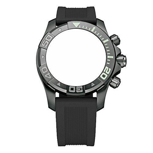 Victorinox Swiss Army Dive Master 500 Correa de goma auténtica para reloj de buceo, 0.866in