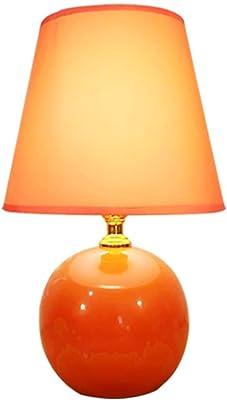 Table lamp Lámpara De Sobremesa De Cerámica Esférica Dormitorio ...