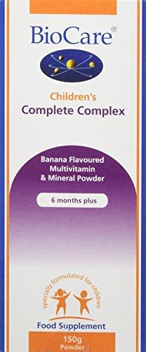 BioCare Children's Complete Complex 150g - Multinutrient Powder for Children