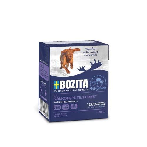 Bocita Naturals HiG Pute 370 g Tetra Pack honden natte voeding
