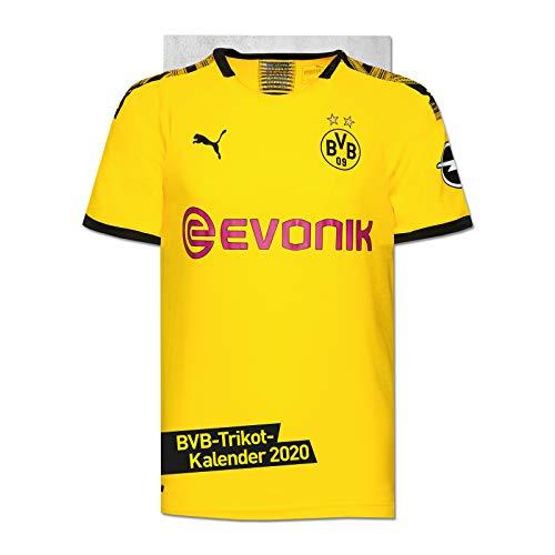 Borussia Dortmund BVB 09 - Camiseta con Calendario 2020