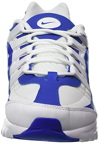 Nike Air MAX Vg-r, Zapatillas para Correr Hombre, White White Game Royal Photon Dust Mtlc Silver LT Smoke Grey, 44.5 EU