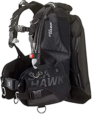 Scubapro Seahawk2 BCD with Balanced Inflator - Large