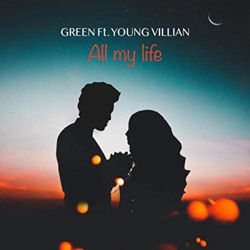 Green feat. Young Villian