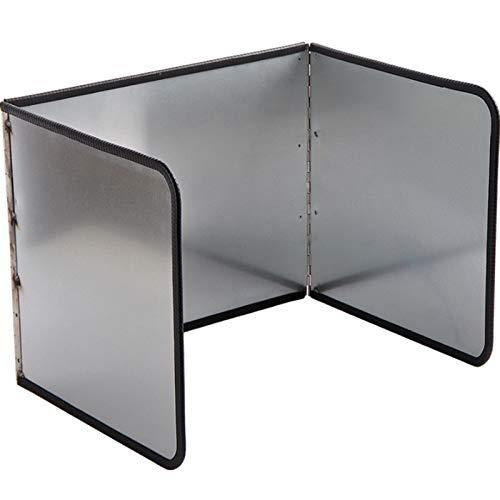 'N/A' Splatter Shield Guard, Baffle De Aceite para Cocinar Cocina Cocina Frey SART Pan Splatter Protector Pantalla De Aceite Splash Cubierta(Size:38×30×29cm)