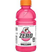 24-Count Gatorade Zero Sugar Thirst Quencher, Berry, 12 Ounce