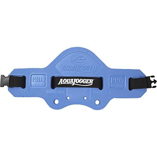 AquaJogger Pro Average Men's Waist Buoyancy Belt, Blue