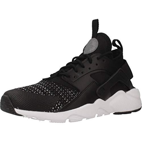 Nike Air Huarache Run Ultra Se (GS), Scarpe Running Bambino, Multicolore (Black/Cool Grey/Anthracite/Wolf Grey 013), 35.5 EU