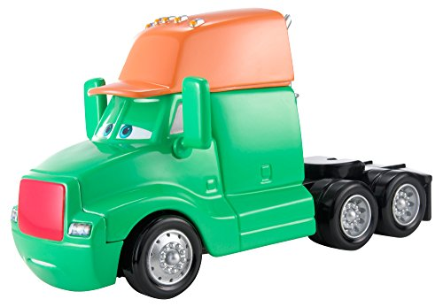 Disney Pixar Cars Oversized Circus Cab Diecast Vehicle