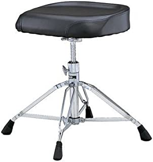 Yamaha DS-950 Drum Throne - Heavy Weight, Double-Braced; Quad Legs, Bench-Style Seat