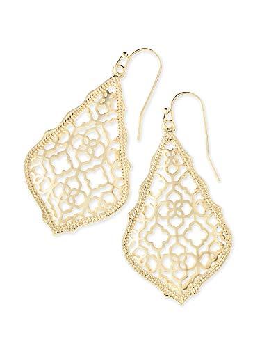 Kendra Scott Addie Drop Earrings in Filigree, 14k Gold-Plated