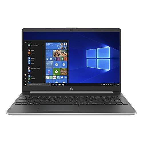 """Portátil Hpc HP 15-FQ1050NS I5-1035G1 8GB 256GBSSD 15,6"""" W10 Plata"""