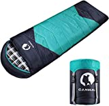Best Lightweight Sleeping Bags - Canway Sleeping Bag with Compression Sack, Lightweight Review
